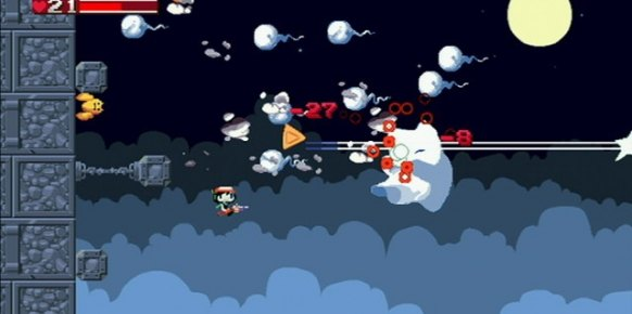 Cave Story an�lisis