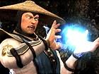 V�deo Mortal Kombat Raiden Story