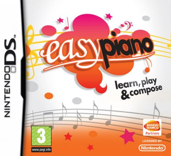 Car�tula de Easy Piano