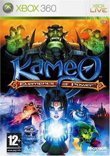 Kameo: Elements of Power (NTSC/U) (XGD2) (Español) (UL/PL/HGF/BU)