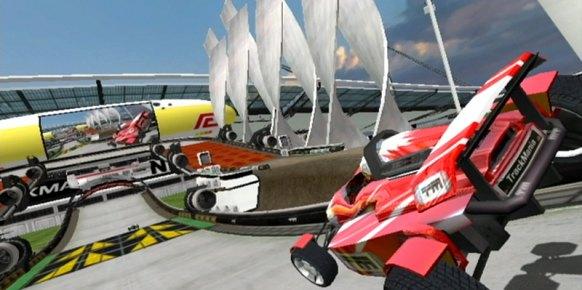 TrackMania (Nintendo Wii)