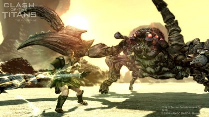 Furia de Titanes (Xbox 360)