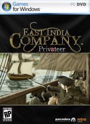 Cartula oficial de East India Company : Privateer PC