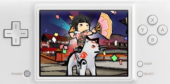 Okamiden (Nintendo DS)