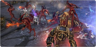 Warhammer 40000 Dawn of War 2 Chaos Rising