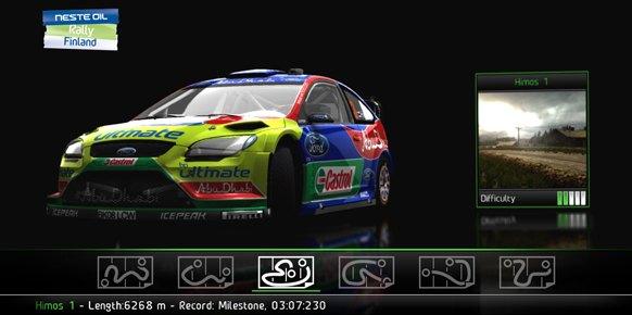 WRC an�lisis