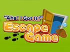 Aha! I Got It! Escape Game