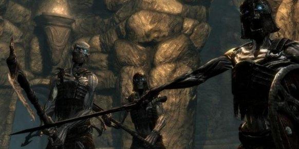 The Elder Scrolls V Skyrim (Xbox 360)