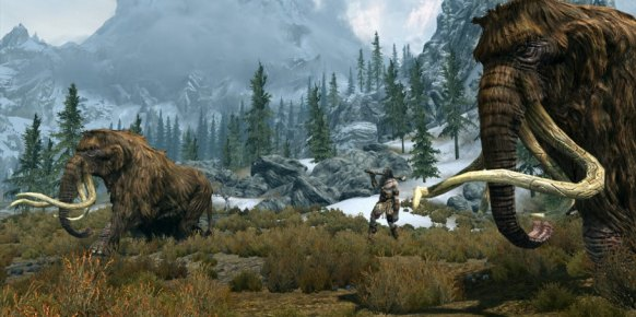 The Elder Scrolls V: Skyrim X360