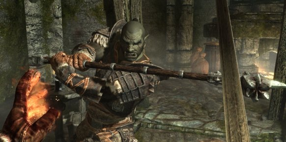 The Elder Scrolls V Skyrim: The Elder Scrolls V Skyrim: Impresiones jugables