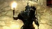 Video The Elder Scrolls V Skyrim - Gameplay: Señor de las Mazmorras