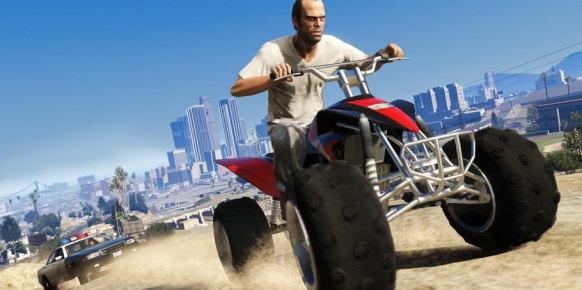 GTA 5: Grand Theft Auto V: Avance
