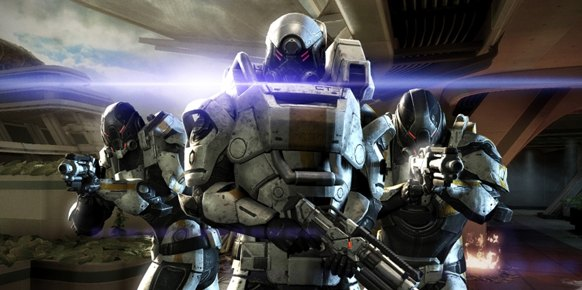 Mass Effect 3: Primer contacto