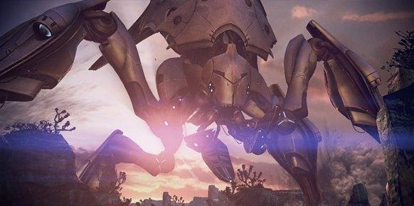 Mass Effect 3: Entrevista Jesse Houston