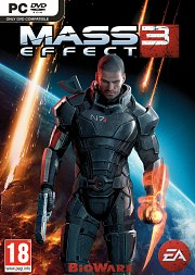 Car�tula oficial de Mass Effect 3 PC