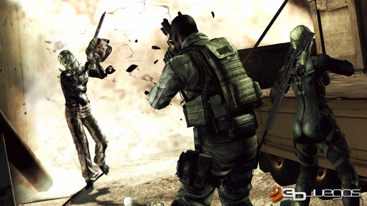 Resident Evil 5 Desperate Escape - An�lisis