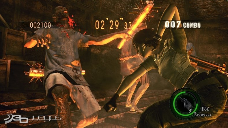 Evil 5 Gold Edition 360 Ps3 Imagen Resident Evil 5 Gold Edition Xbox
