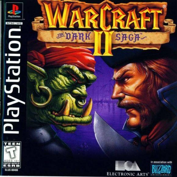Ver ficha completa de Warcraft II: The Dark Saga