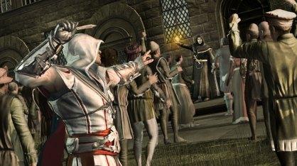AC2 La Hoguera de las Vanidades (PlayStation 3)