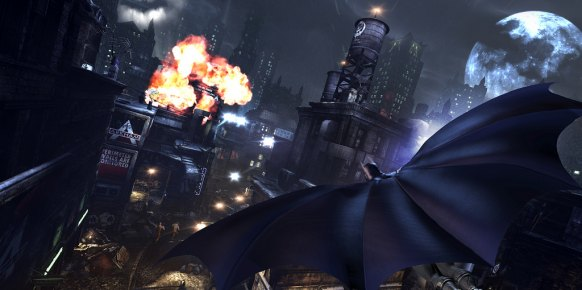 Batman Arkham City: Primer contacto