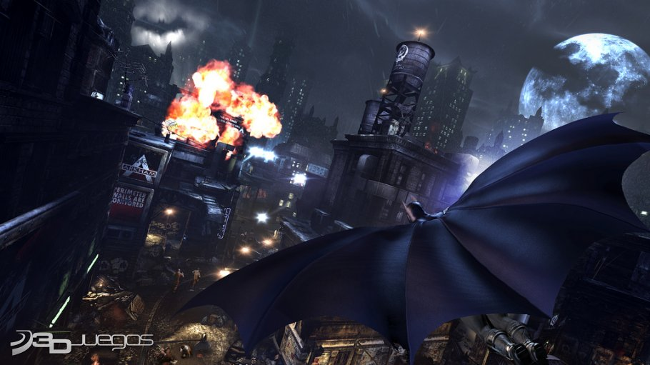 Batman Arkham City - Primer contacto