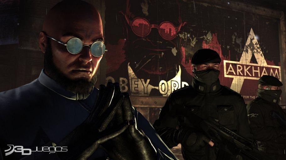 Batman Arkham City - Avance: El argumento