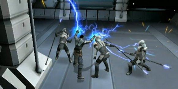 Star Wars El Poder de la Fuerza 2 (Nintendo Wii)