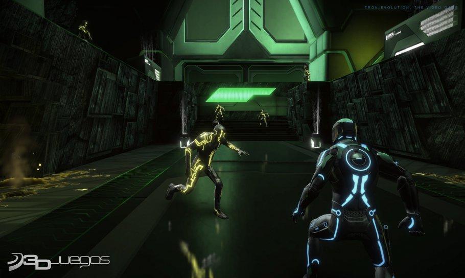 Imgenes de Tron Evolution para PC  3DJuegos