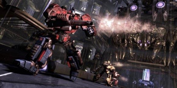 Transformers Cybertron