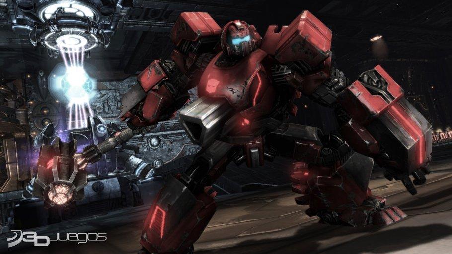 Transformers Cybertron - An�lisis