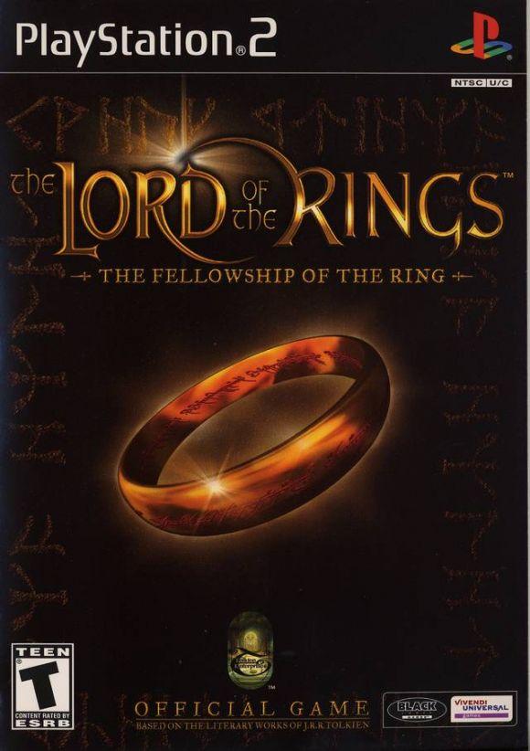 el senor de los anillos la comunidad juego: