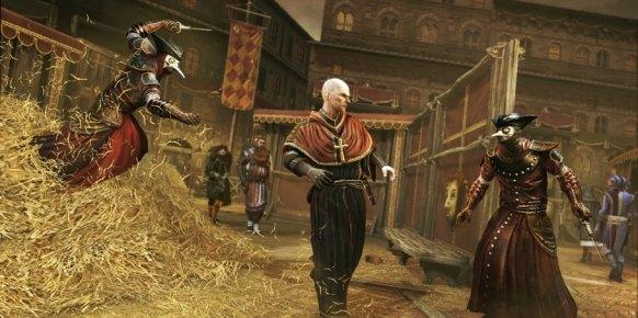 Assassin�s Creed La Hermandad (PlayStation 3)