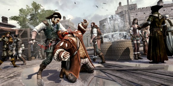 Assassin's Creed La Hermandad: Impresiones Beta Multijugador