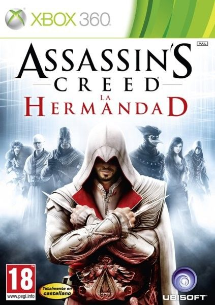 Car�tula de Assassin�s Creed: La Hermandad