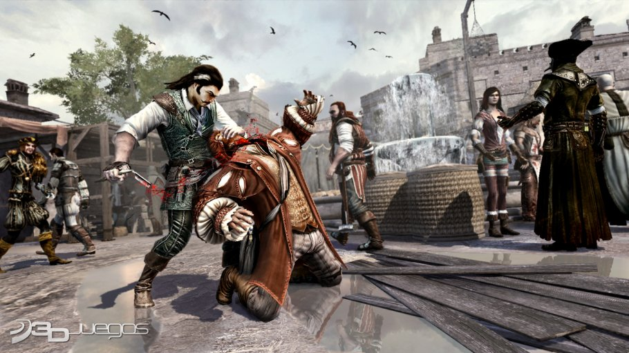 Assassin�s Creed La Hermandad - Impresiones Beta Multijugador