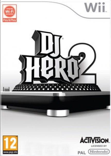 [Wii] DJ Hero2 NTSC ESP Multi5