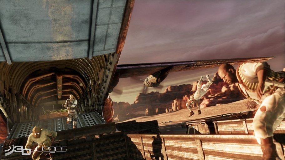 Uncharted 3 Drake's Deception - Impresiones Multijugador