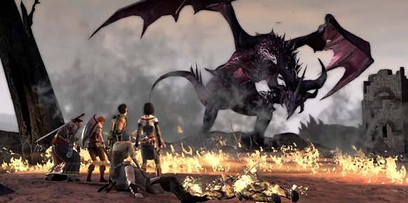Dragon Age II X360