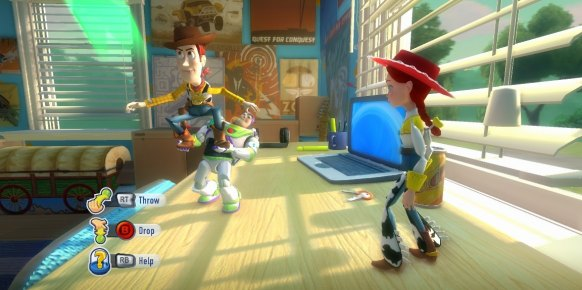 Toy Story 3 El Videojuego