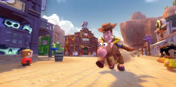 Toy Story 3 El Videojuego PS3