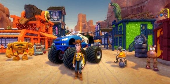 Toy Story 3 El Videojuego (PC)
