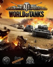 Car�tula oficial de World of Tanks PC
