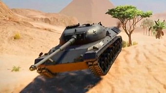 Video World of Tanks, Próximamente en Xbox One X