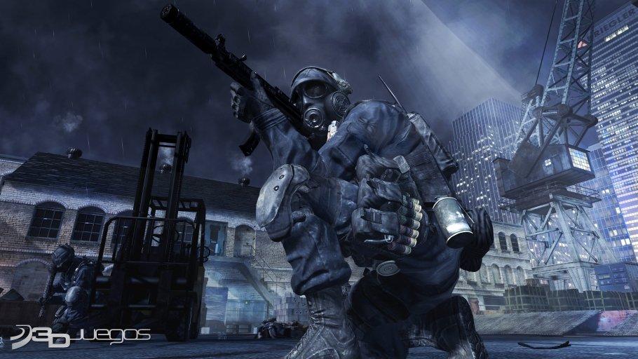 Modern Warfare 3 - Impresiones