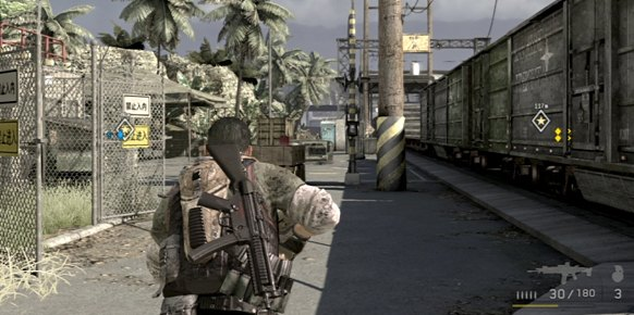SOCOM Special Forces (PlayStation 3)