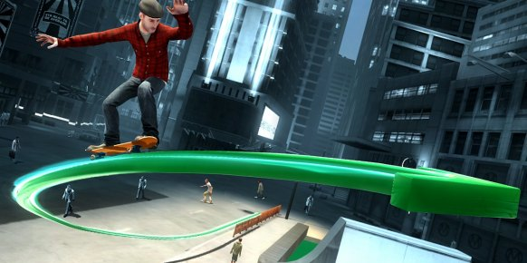 Shaun White Skateboarding PS3