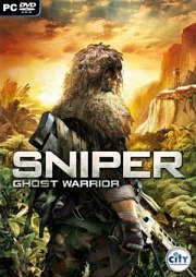 Car�tula oficial de Sniper: Ghost Warrior PC