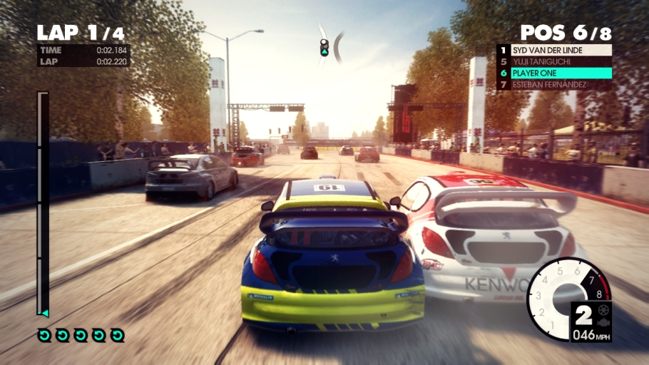 DiRT 3 - Impresiones jugables