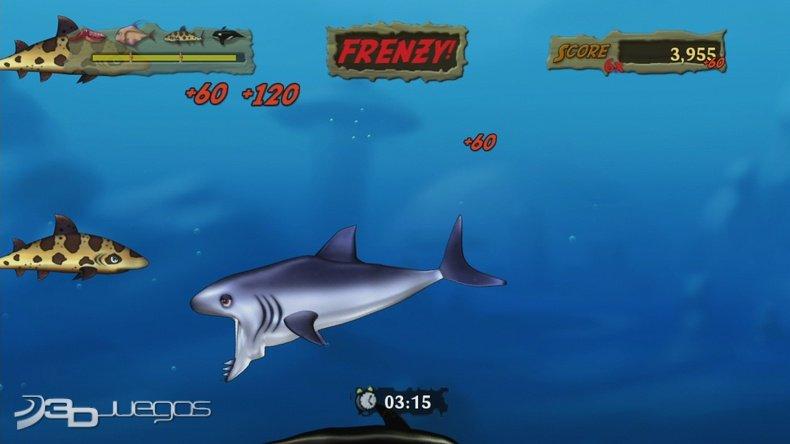 Скриншоты к игре Feeding Frenzy 2: Shipwreck Showdown (PlayStation 3) .