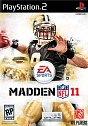 Madden NFL 11 PS2